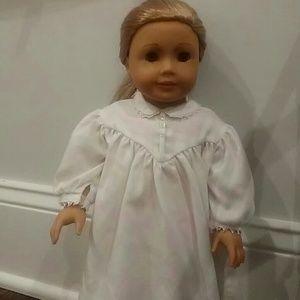 American Girl Addy's Nightgown ❗Rare, Retired!❗